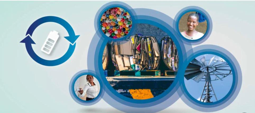 Circular economy - cleanbuild