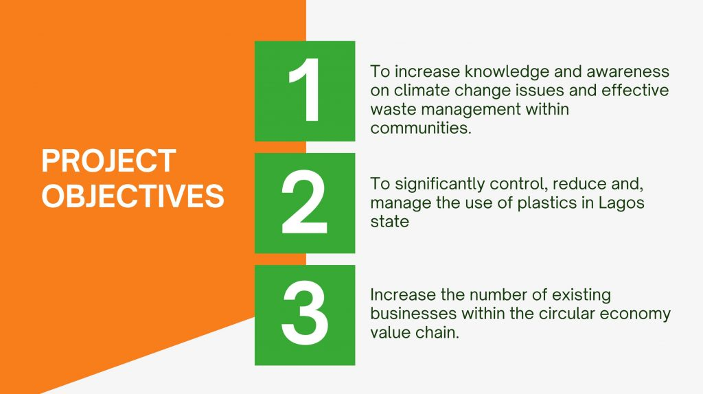 CEFAC Project Objectives