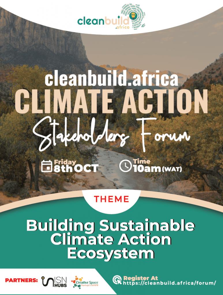 Cleanbuild.africa forum