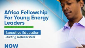 Young energy leaders - cleanbuild