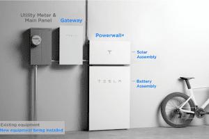 Tesla Powerwall - cleanbuild