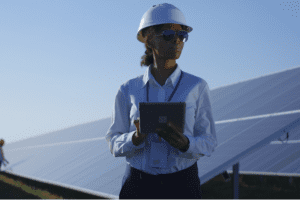 female inclusion in the energy sector- cleanbuild