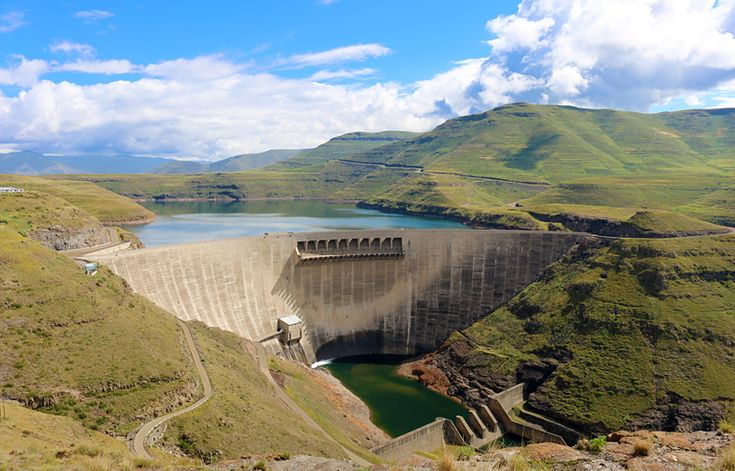 Lesotho Highlands Water Project - cleanbuild