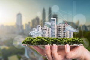 smart cities - cleanbuild